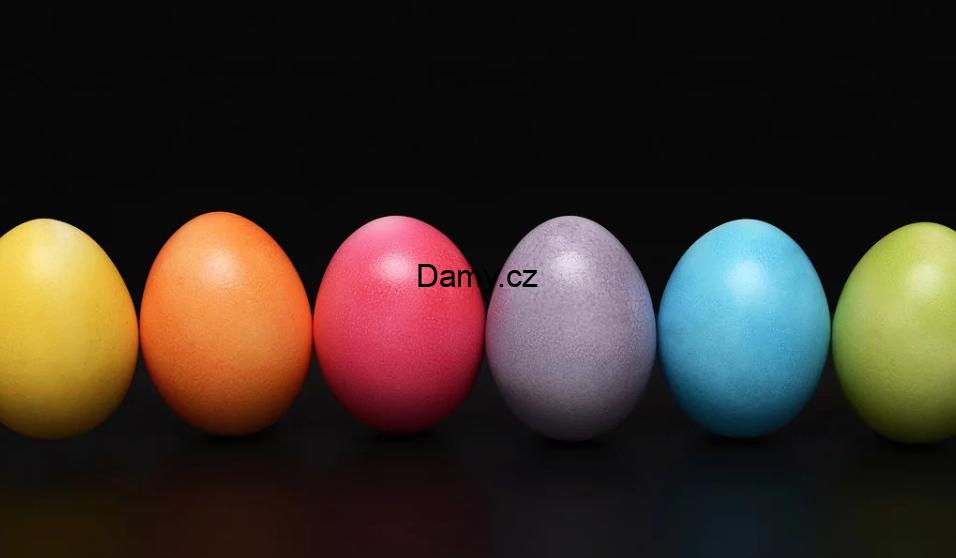 Barva vajec