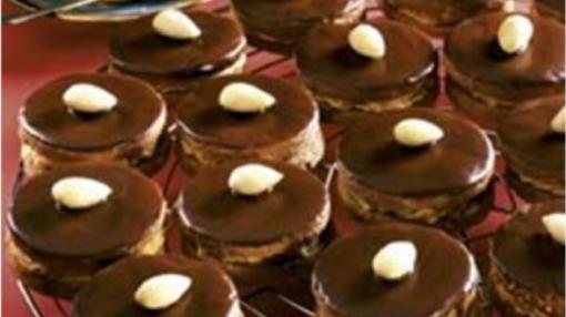 Mandlové dortíky